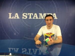 Federico in videochat