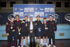 Conclusi i Campionati Italiani giovanili di Terni