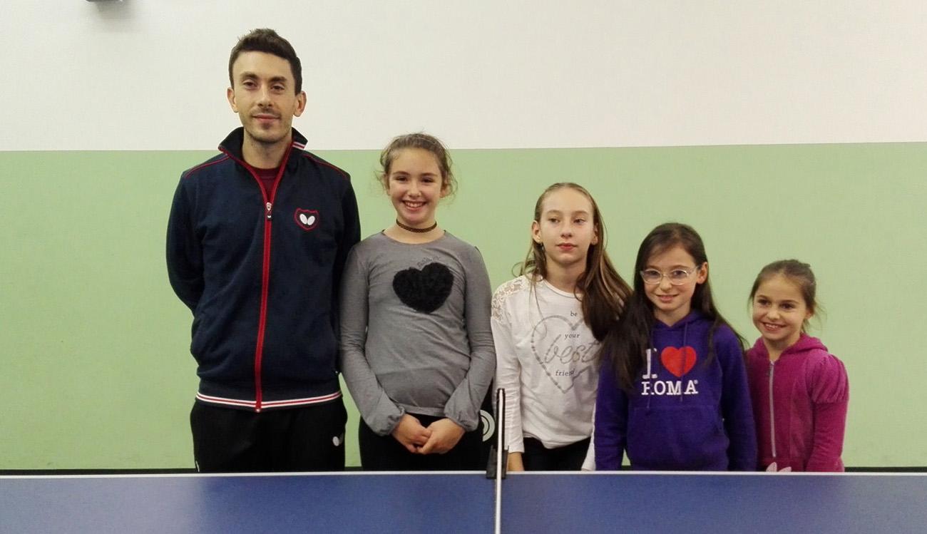 Quinta giornata campionati nazionali e regionali tennis - Stefano bosi tennis tavolo ...