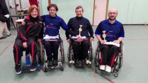 2° Predeterminato giovanile di Torino e Campionati regionali paralimpici